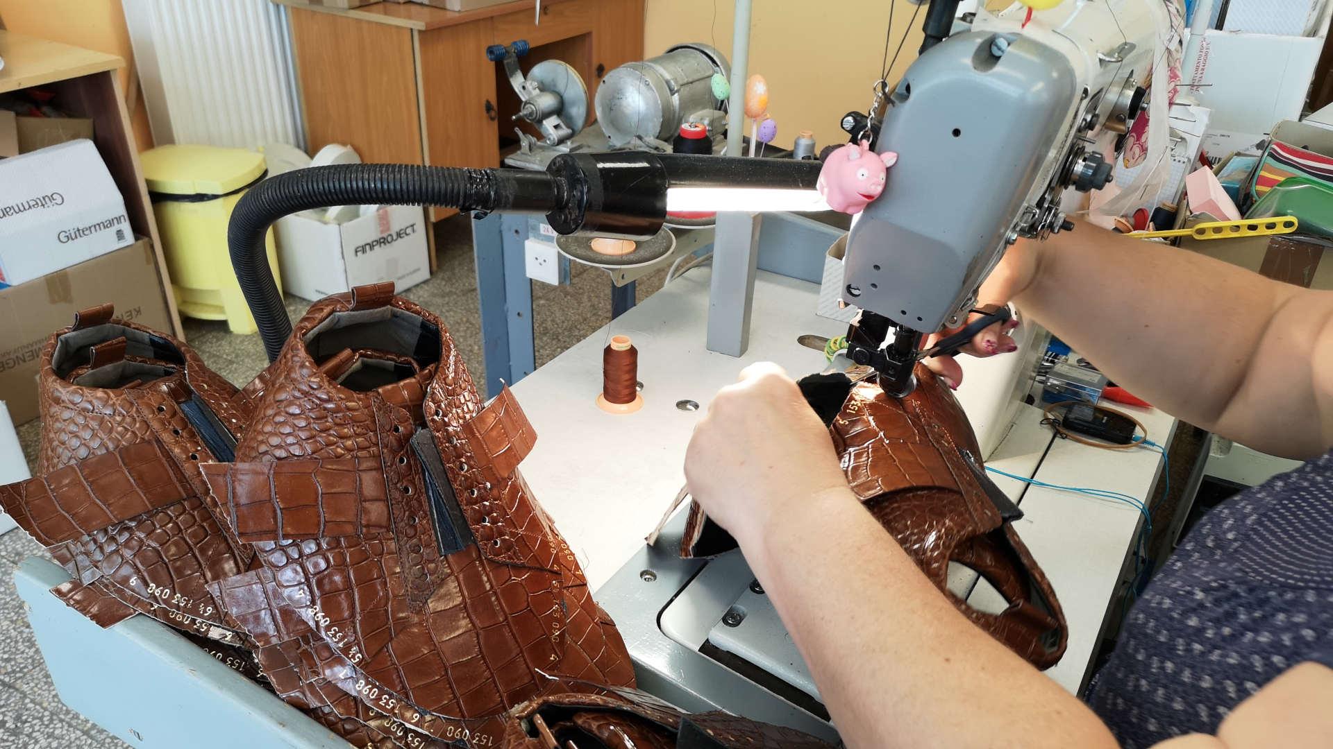 women's footwear industry